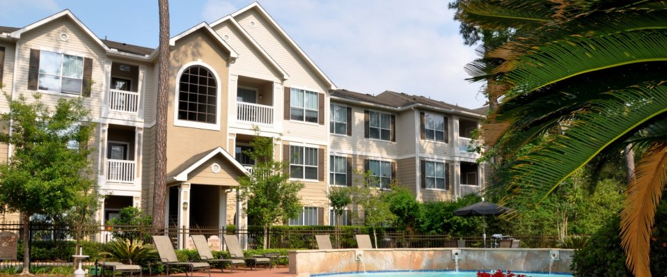 Whispering Pines Apartments The Woodlands Tx