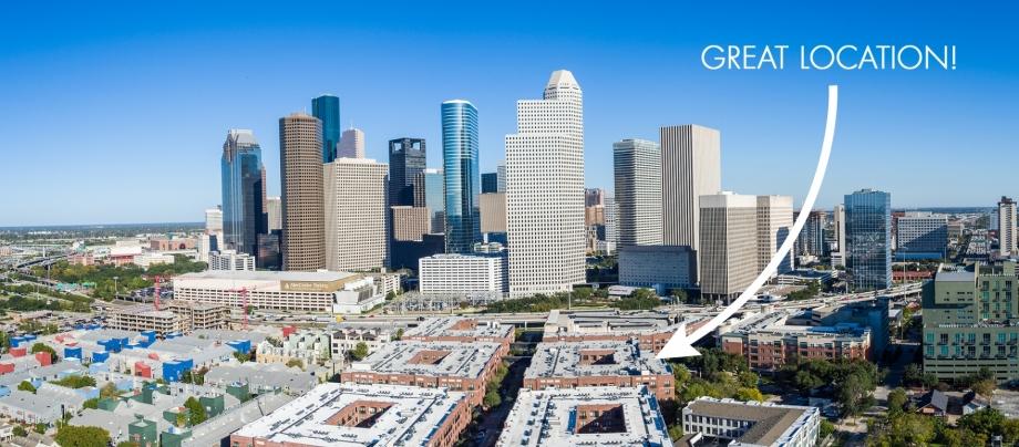 Camden City Center Downtown Midtown Houston