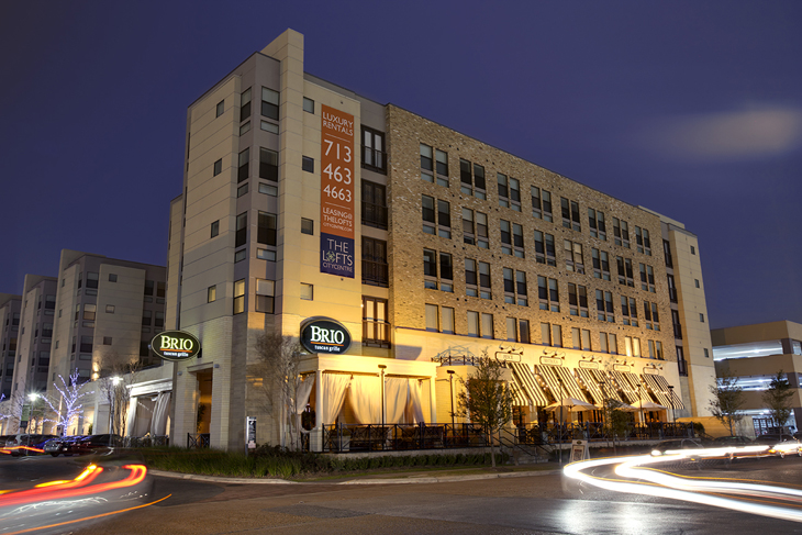 The Lofts Citycentre Furnished Corporate Apartments Texas