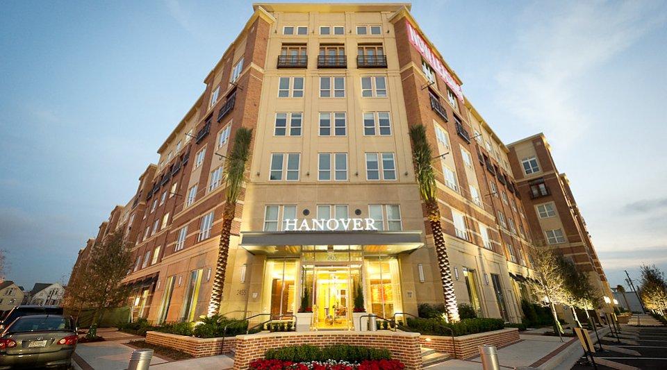 Hanover Rice Village Houston