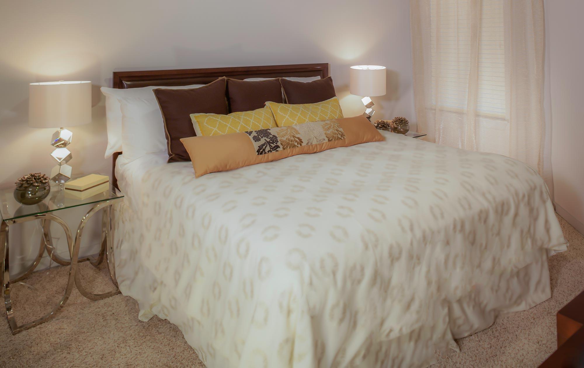 Corporate Suites Bedroom
